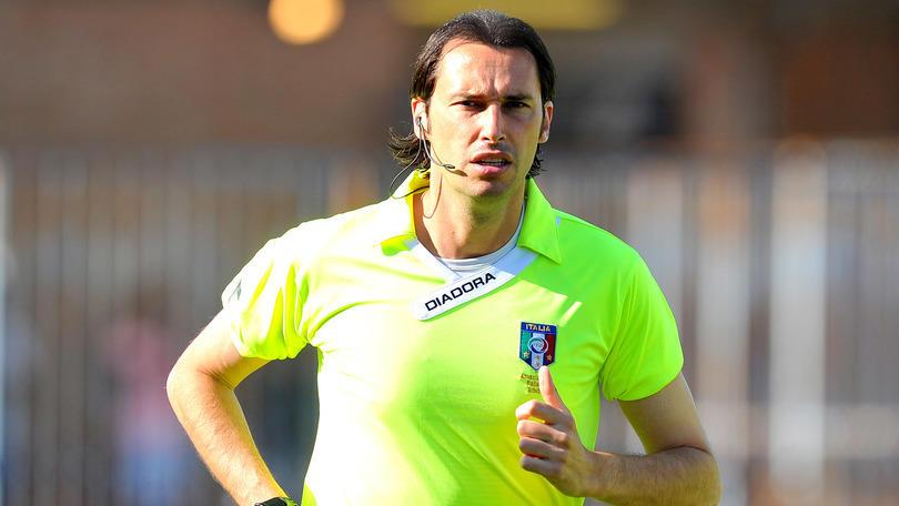 Inter-Juventus sarà arbitrata da Gervasoni