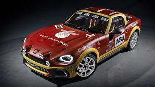 Abarth 124 Spider e 124 Rally, Salone di Ginevra 2016