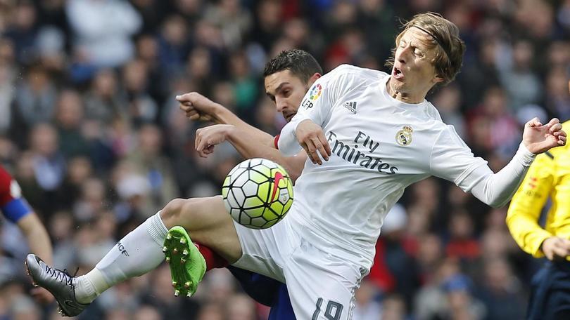 Roma, il Real recupera Bale ma si ferma Modric