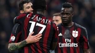 Coppa Italia, Milan-Alessandria 5-0: rossoneri in finale dopo 13 anni