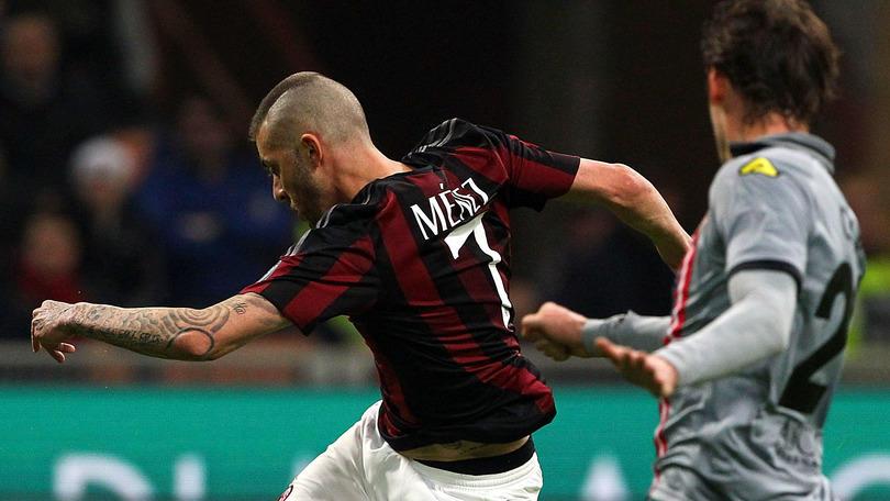 Milan: Menez sì, Balotelli gioca controvoglia