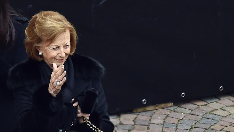 Lady Ferrero: la mamma della Nutella è più ricca di Berlusconi