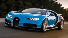 Bugatti Chiron: costa 2,4 milioni di euro e arriva a 420 km/h