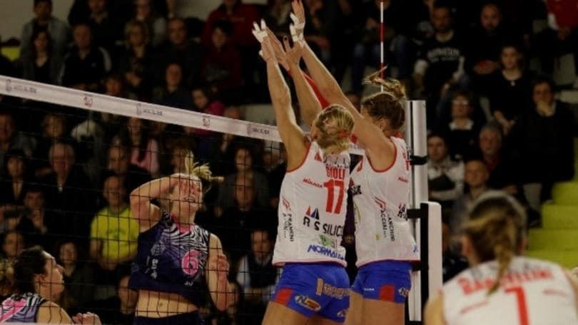 Volley: A1 Femminile, Conegliano batte Novara e scappa