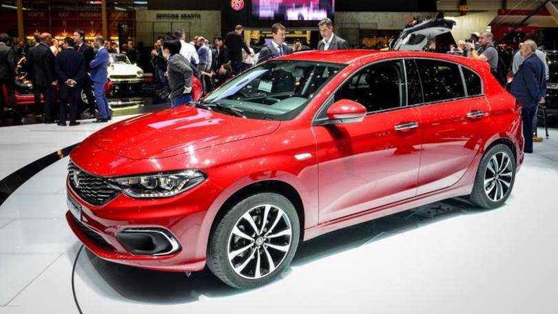 fiat tipo station wagon e hatchback questioni di famiglia corriere dello sport. Black Bedroom Furniture Sets. Home Design Ideas
