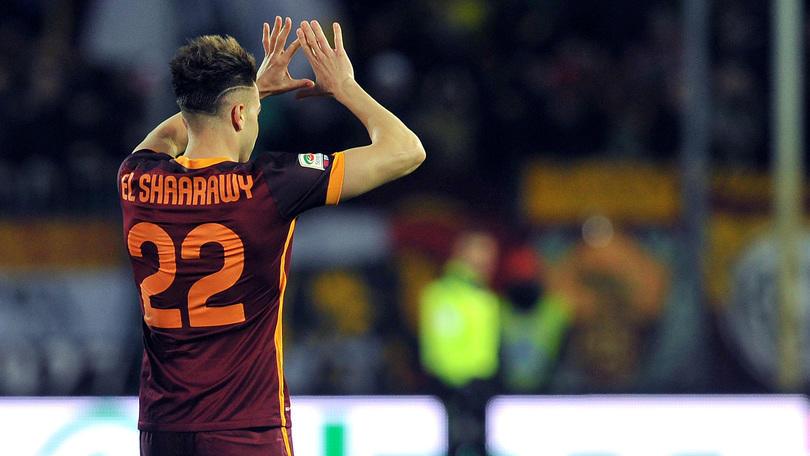 Roma, El Shaarawy sicuro: «Grazie a Spalletti conquisterò anche Conte»
