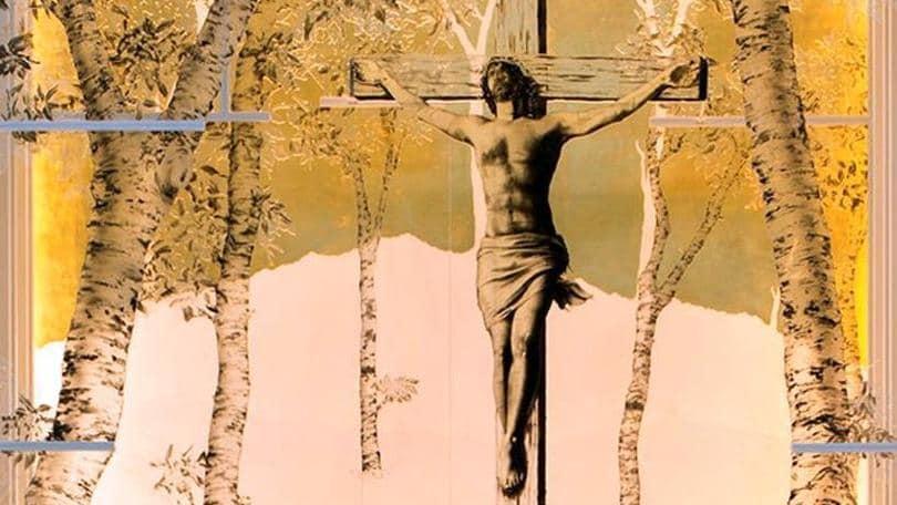 Un Cristo con la faccia da ultrà: Gesù a Bergamo diventa il Bocia