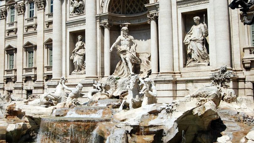 """Gli effetti e i """"guadagni"""" della Fontana di Trevi"""