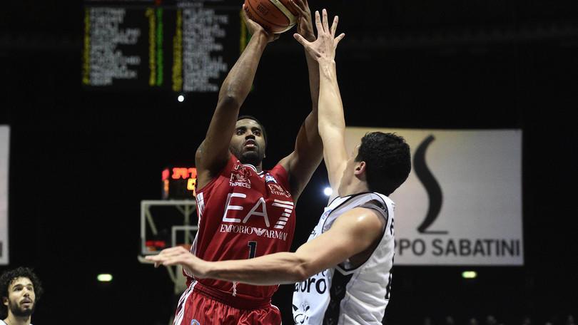 Basket, Eurocup: Milano a 1,28 contro il Banvit