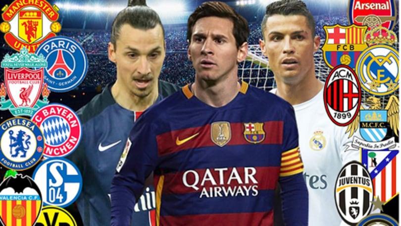 Superlega? Juve, Milan, Napoli, Roma: 7 miliardi di ragioni per il sì