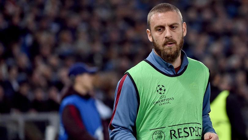 Calciomercato, addio alla Roma: De Rossi andrà negli Usa