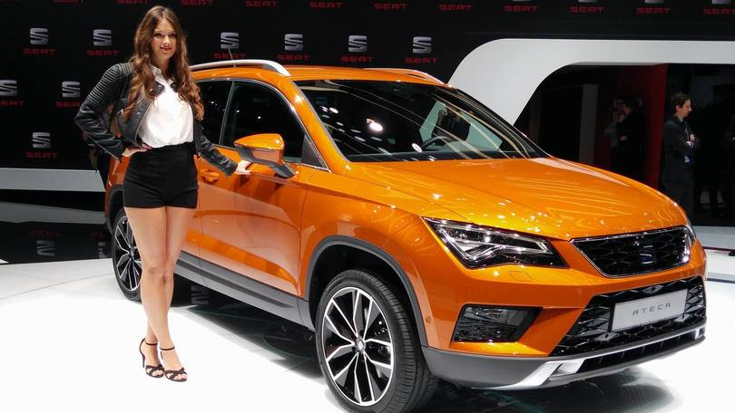 seat ateca la leon vitaminizzata arriva in primavera. Black Bedroom Furniture Sets. Home Design Ideas