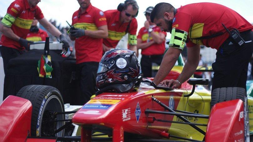 """Warsteiner e la Formula E, Di Grassi e Abt (Audi): «Divertente come la Formula Uno, ed è """"green""""»"""