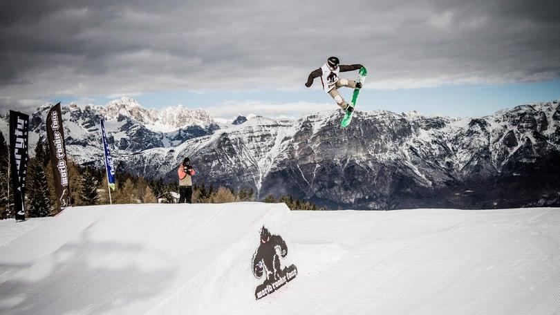 Snowboard, World Rookie Tour: un trampolino verso le Olimpiadi