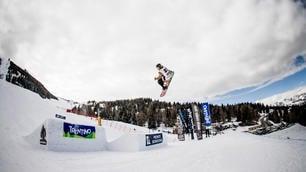 Snowboard, il Monte Bondone ospita il World Rookie Tour