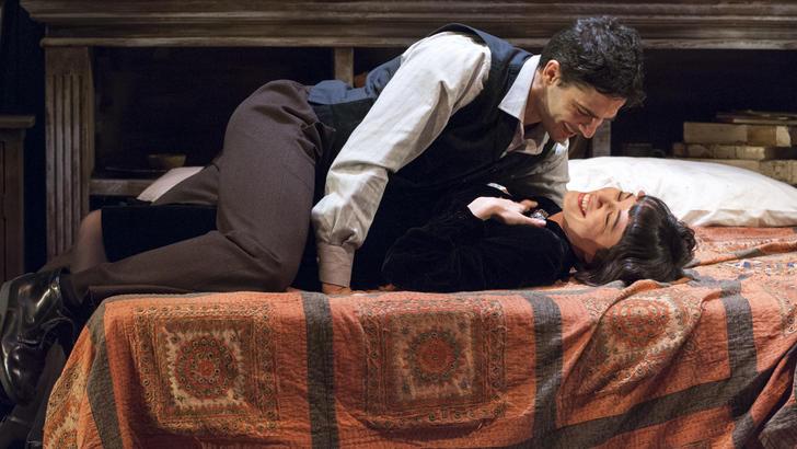 Marco Bocci è Modigliani a teatro