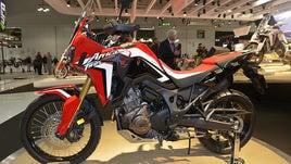 Speciale Motodays: Honda, novità Africa Twin e Live Tour<br />