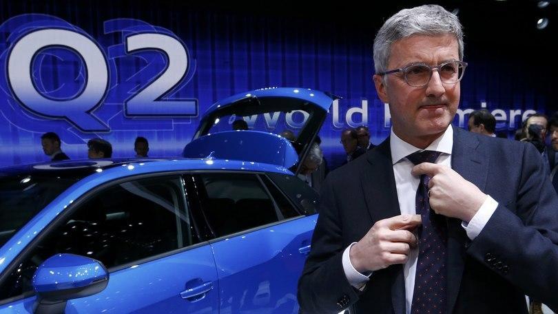 "Dieselgate, Stadler (Audi): ""Risolveremo tutto"""