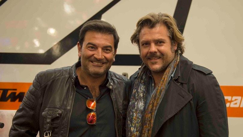 Max Giusti e Andrea Lo Cicero, passione fuoristrada a Motodays