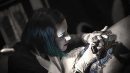 Le donne del tattoo protagoniste nella Capitale
