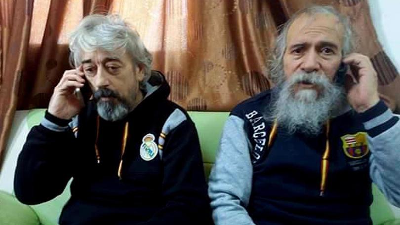 Liberi gli ostaggi italiani in Libia: «Fuggiti da soli dall'Isis»
