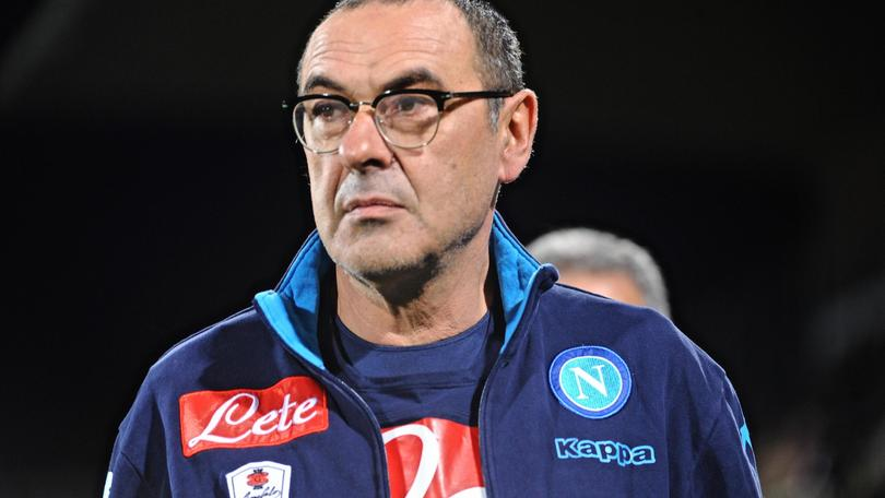Napoli Sarri, tackle su Marchisio: «Più facile criticare meche chi ha 100 presenze azzurre»