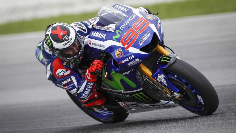 MotoGp Yamaha, Lorenzo: «Non potevamo lottare per vincere»