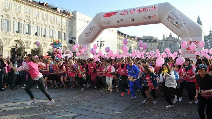A Torino una Corsa in Rosa per la ricerca