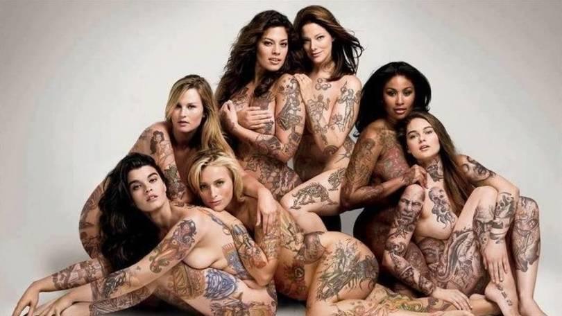 A Roma tatuatrici da tutto il mondo