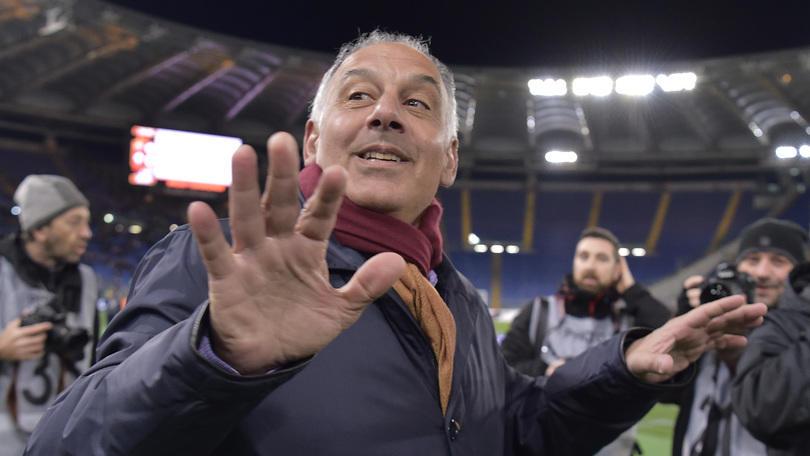 Roma, Pallotta non scioglie il rebus: «Il rinnovo di Totti? Decide lui»
