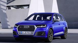 Audi SQ7, il SUV top di gamma da 435 cv