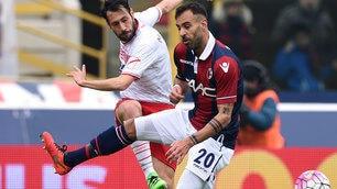 Serie A, Bologna-Carpi: le emozioni del Dall'Ara