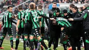 Serie A, Sassuolo-Milan 2-0: Duncan e Sansone stendono i rossoneri