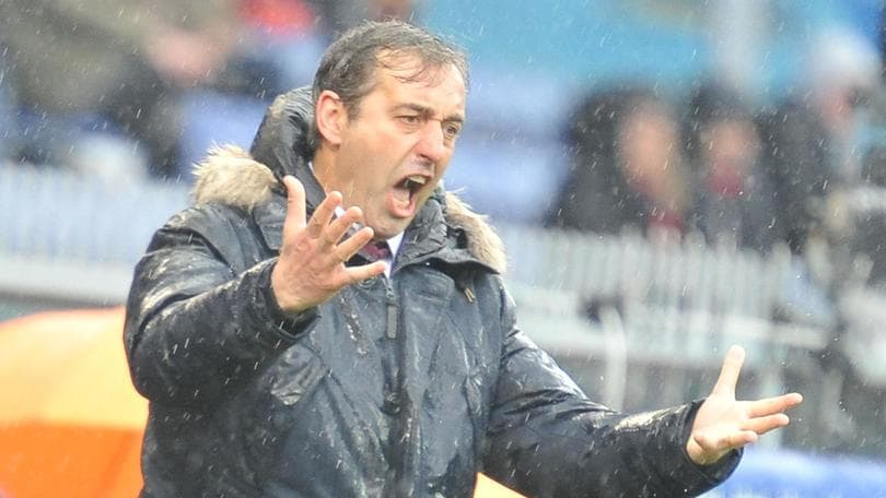 Serie A Empoli, Giampaolo: «Un'altra sconfitta ingiusta»