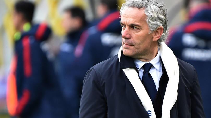 Serie A Bologna, Donadoni deluso: «Ci manca un rigore»