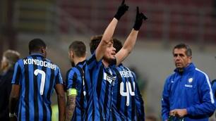 Inter-Palermo 3-1: Europa vicina, la Roma è solo a +5