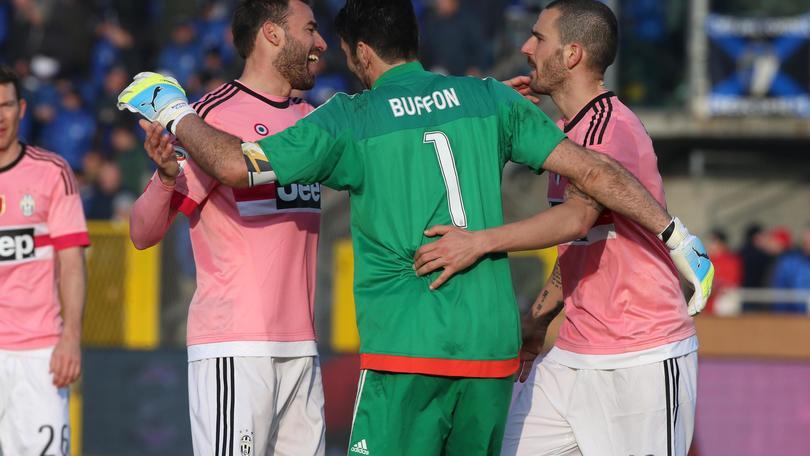 Serie A Juventus, è un Buffon fantastico: a 93' dalla storia