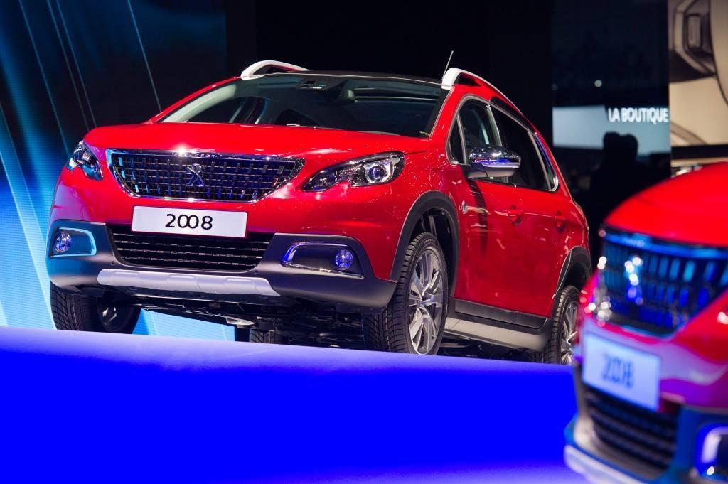Nuova Peugeot 2008, Salone di Ginevra 2016