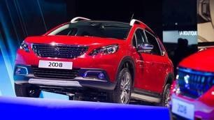 Peugeot 2008, il restyling Salone di Ginevra 2016