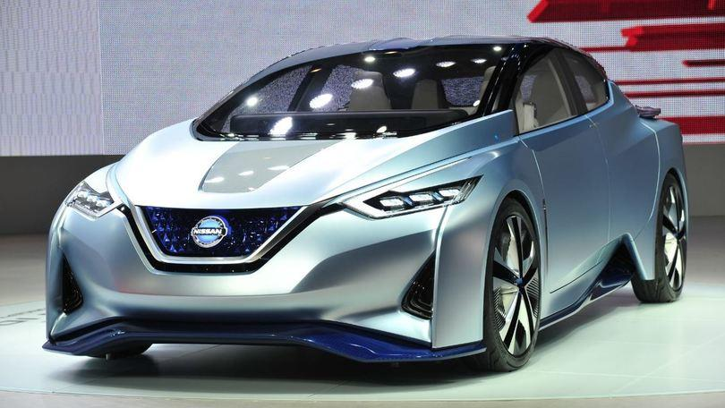 Nissan, la mobilità intelligente è già realtà
