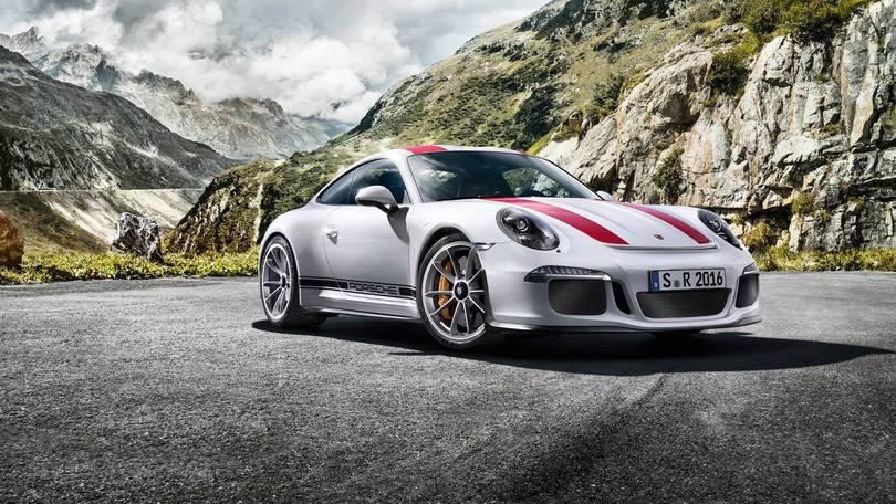 Porsche 911 R: muscoli da centometrista, fisico da top model