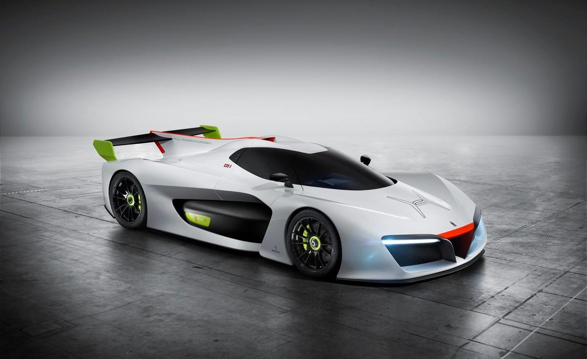 Pininfarina H2 Speed: idrogeno da corsa