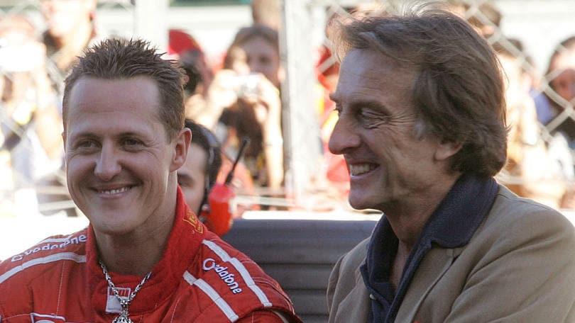 F1, la Ferrari fa gli auguri a Schumacher