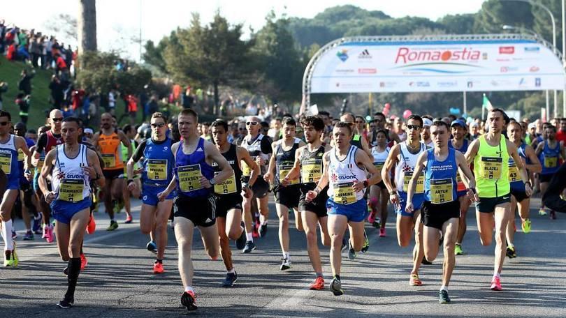 Atletica - RomaOstia: l'ucraino Lebid contro tre kenioti