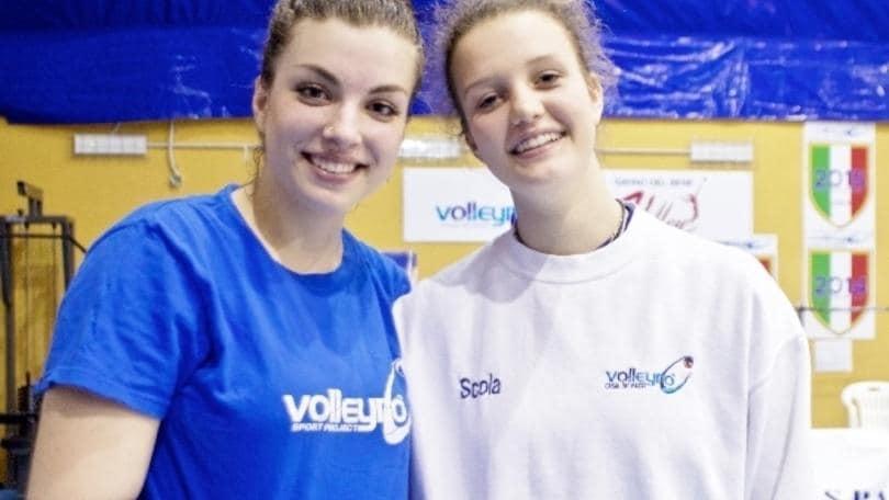 Volley: Tanase e Scola del Volleyrò convocate nella pre-juniores