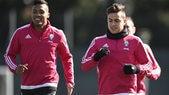 Domani parte la stagione della Juventus: fra i big presenti Pjanic, Dybala e Alex Sandro