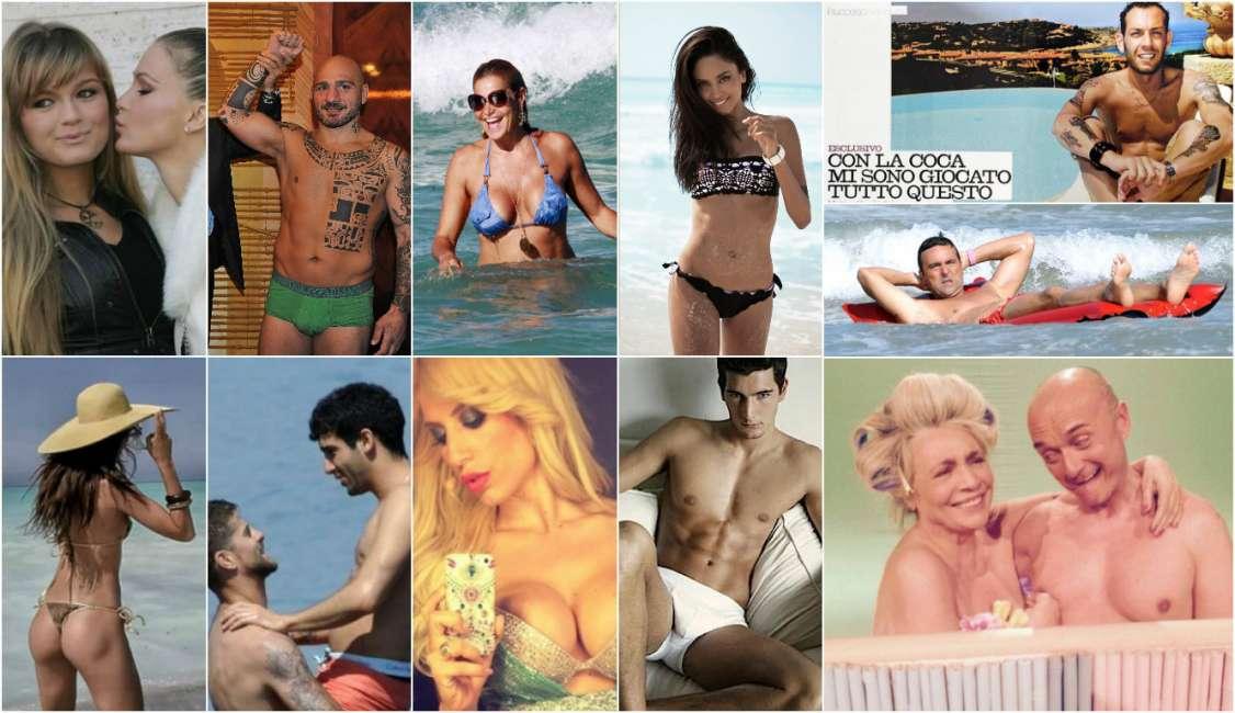 Amori e nudi d 39 autore sull 39 isola dei famosi accadr di - Foto dive nude ...