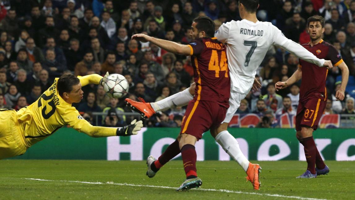 8b40ec77bd Real-Roma, le pagelle: Salah semina il panico, Zukanovic è promosso ...