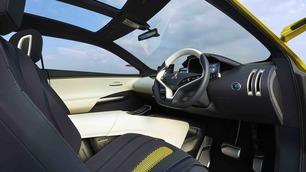 Mitsubishi eX Concept: le foto
