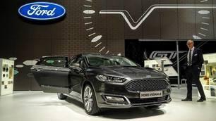 Ford Vignale, le foto della nuova gamma